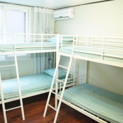 Отель Come On Guesthouse Myeongdong балкон