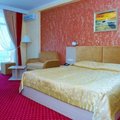 Гостиница Вилла Лаванда комната для гостей фото 4