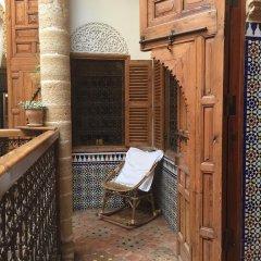 Отель Riad Marhaba Марокко, Рабат - отзывы, цены и фото номеров - забронировать отель Riad Marhaba онлайн балкон