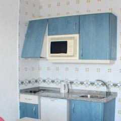 Отель Apartamentos Playa Moreia Улучшенные апартаменты с различными типами кроватей