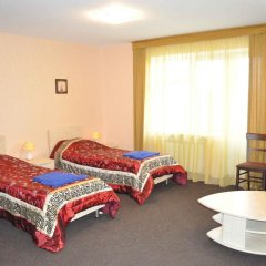 Гостиница Аэропорт Астрахань 2* Стандартный номер с 2 отдельными кроватями