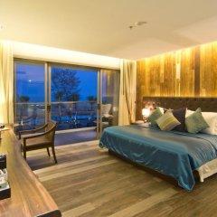 Отель Le Coral Hideaway Beyond Phuket 5* Стандартный номер разные типы кроватей фото 17