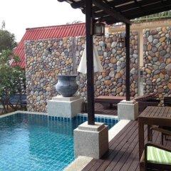 Отель Seashell Resort Koh Tao 3* Вилла с различными типами кроватей фото 11