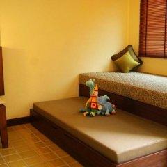 Отель Duangjitt Resort, Phuket 5* Номер Делюкс с двуспальной кроватью фото 2