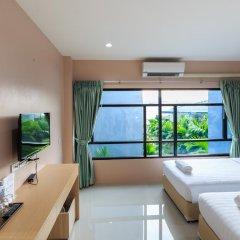 Отель JJ Residence Phuket Town 3* Апартаменты с различными типами кроватей фото 7