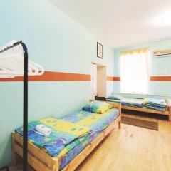 Мини-Отель Компас Кровать в мужском общем номере с двухъярусной кроватью фото 6