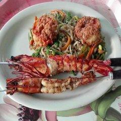 Отель Sankofa Beach House питание фото 3