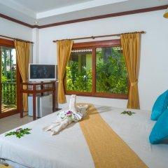 Отель Am Samui Resort 3* Коттедж с различными типами кроватей фото 5