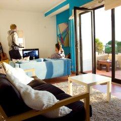 Blue Buddha Hostel интерьер отеля