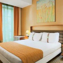 Отель Holiday Inn Turin City Centre 4* Стандартный номер с различными типами кроватей фото 7