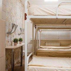 Хостел Успенский Двор Кровать в женском общем номере с двухъярусной кроватью фото 6