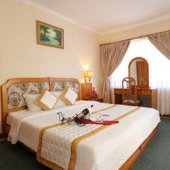 Отель Cap Saint Jacques 3* Семейный люкс с двуспальной кроватью фото 4