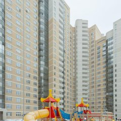 Апартаменты Максим Апартаменты с различными типами кроватей фото 46