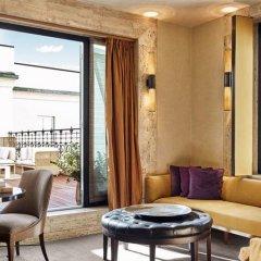Отель Park Hyatt Milano 5* Люкс с различными типами кроватей фото 11