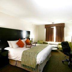Отель Foxwood Inn & Suites Drayton Valley 2* Стандартный номер с различными типами кроватей фото 2