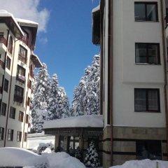 Отель Apart Hotel Flora Residence Болгария, Боровец - отзывы, цены и фото номеров - забронировать отель Apart Hotel Flora Residence онлайн парковка