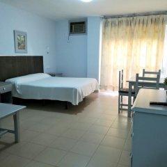 Отель Apartamentos Puerta del Sur Студия с различными типами кроватей