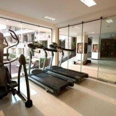 Отель Kacha Resort and Spa Koh Chang фитнесс-зал фото 3