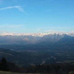 Отель B&B Colli's Dolomites Италия, Беллуно - отзывы, цены и фото номеров - забронировать отель B&B Colli's Dolomites онлайн балкон