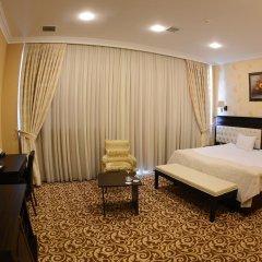 Отель Нью Баку 3* Стандартный номер с двуспальной кроватью