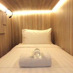 Lulu Hotel 3* Кровать в общем номере фото 13