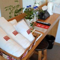 Tori Hotel 2* Стандартный номер с двуспальной кроватью фото 6