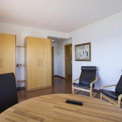 Отель Apartamentos Bajondillo Апартаменты с различными типами кроватей фото 2