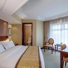 Beijing Landmark Hotel 3* Стандартный номер с различными типами кроватей фото 2