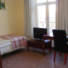 Hotel Continental Malmö 3* Стандартный номер с различными типами кроватей фото 5