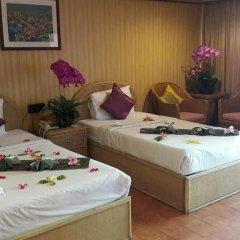 Отель Samui Bayview Resort & Spa 3* Стандартный номер с различными типами кроватей фото 13
