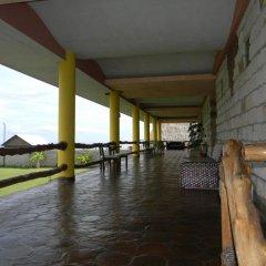 Hotel La Casa de Nery Луизиана Ceiba приотельная территория
