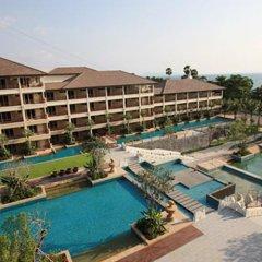 Отель The Heritage Pattaya Beach Resort бассейн фото 2