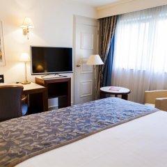 Отель Le Châtelain 5* Улучшенный номер с различными типами кроватей фото 5