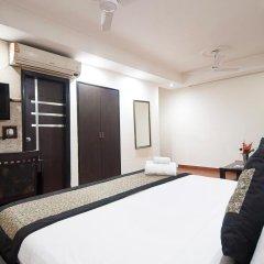 Hotel Apra International 3* Номер Делюкс с различными типами кроватей фото 7