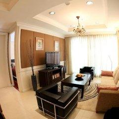 Апартаменты Central Bangkok 2+1 Bedroom Apartment on Soi 18 Бангкок комната для гостей фото 2
