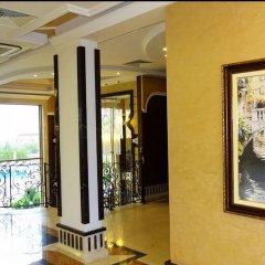Отель Вилла Florence Болгария, Свети Влас - отзывы, цены и фото номеров - забронировать отель Вилла Florence онлайн интерьер отеля фото 3