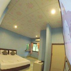 Отель Marina Hut Guest House - Klong Nin Beach 2* Стандартный номер с различными типами кроватей фото 18