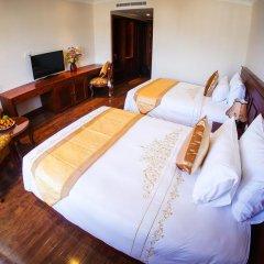 Nha Trang Palace Hotel 3* Улучшенный номер с 2 отдельными кроватями фото 5