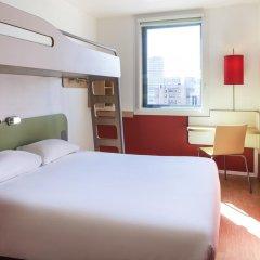 Отель Ibis Budget Lyon Centre - Gare Part Dieu Франция, Лион - отзывы, цены и фото номеров - забронировать отель Ibis Budget Lyon Centre - Gare Part Dieu онлайн комната для гостей фото 3