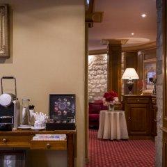 Отель Belloy St Germain Париж интерьер отеля фото 2