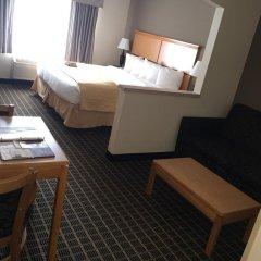 Отель Quality Inn and Suites Summit County 2* Стандартный номер с различными типами кроватей