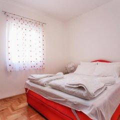 Отель Villa Happy Черногория, Тиват - отзывы, цены и фото номеров - забронировать отель Villa Happy онлайн комната для гостей фото 3
