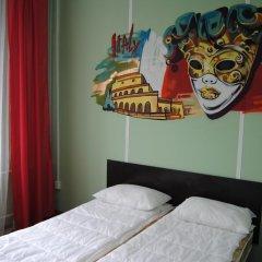 Хостел Европа Номер с общей ванной комнатой с различными типами кроватей (общая ванная комната) фото 5