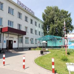 Hotel Televishka Бийск парковка