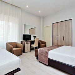 Отель Relais Servio Tullio Стандартный номер с различными типами кроватей