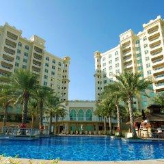 Отель Jash Falqa бассейн