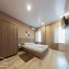 Гостиница Гостинный Дом Полулюкс разные типы кроватей фото 7