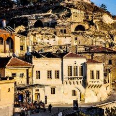 Sinasos History Cave Hotel