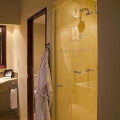 Отель Kuzuko Lodge 5* Шале Делюкс с различными типами кроватей фото 6