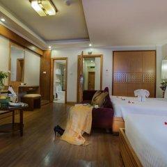 Hanoi Elegance Ruby Hotel 3* Люкс с различными типами кроватей фото 3